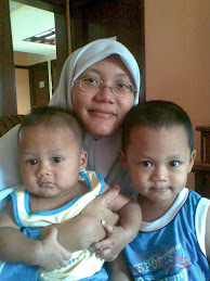 Me and my beloved sons