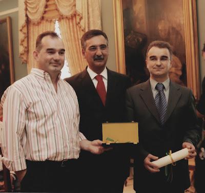 Desinel - Medalha de Mérito Municipal - 08/09/2008