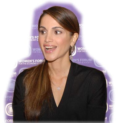 Rania - Queen of Jordan