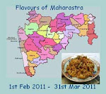 Flavours of Maharastra ~ Event