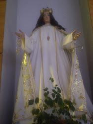 Con María de La Merced, hacemos nuestro camino