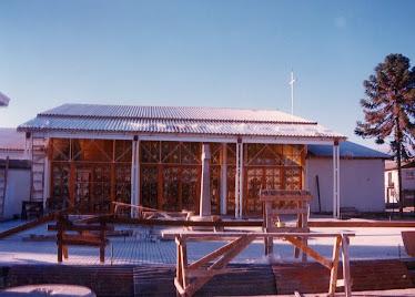 Reconstrucción Templo Parroquial