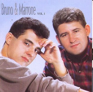 CD Bruno e Marrone   Vol 1 1995 | músicas