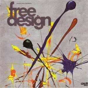 Cover Album of The Free Design - Stars/Time/Bubbles/Love - 1970 (US) Sunshine Pop, Vocals, Jazz Pop