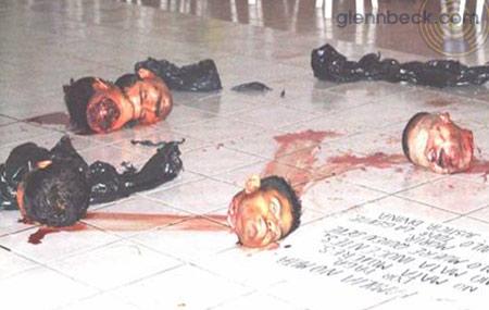 Los Zetas Killings