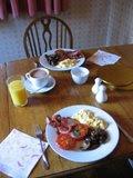 Breakfast at Summers Bed & Breakfast