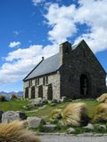 Church of the Good Shepherd, at Lake Tekapo