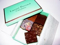 Laurent Bernard chocolates