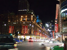Sydney - Night - Austrália