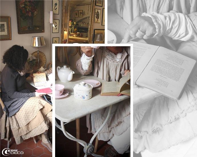 Un salon de thé très apprécié des uzétiens