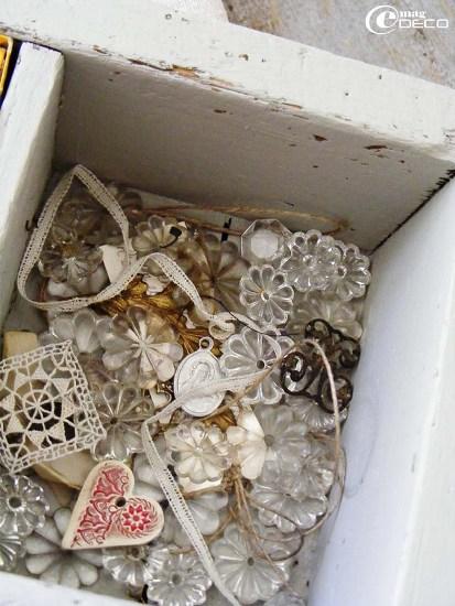 Les fournitures d'Audrey, trésors de chines