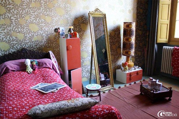 La chambre d'Alix