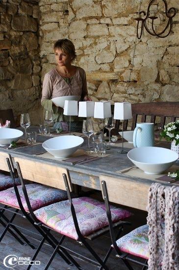 Nathalie du restaurant Agitato