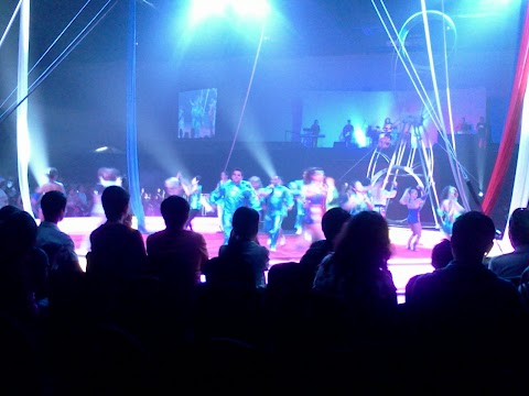 Urban Adventures: The Great American Circus (12.22.10)