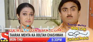 Watch Tarak Mehta Ka Ooltah Chashmah - 28th December 2010 Episode