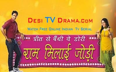Watch Ram Milayi Jodi - 28th December 2010 Episode