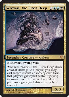Qué es Magic, The Gathering Wrexial