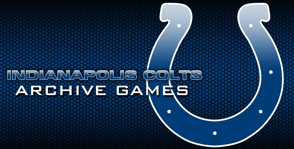 Colts Games