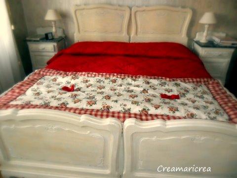 Creamaricrea trapuntino fondoletto - Piedi freddi a letto ...