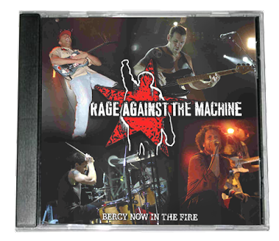 dx theme song rage against machine