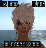 Bons Plans de Mme Shine