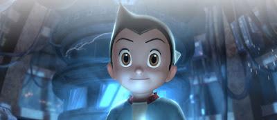 Astroboy the robot