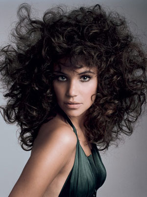 haircuts for naturally curly thick hair