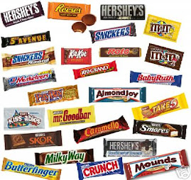American Candy Bars