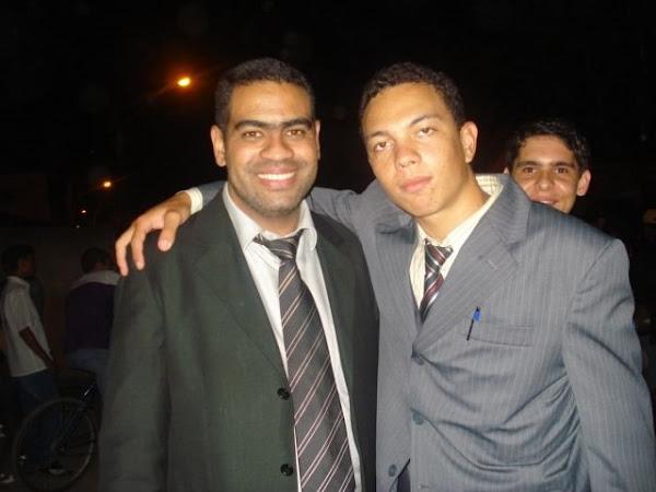 Eu com Marcelo Nascimento