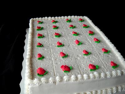 Half Sheet Cake Feeds