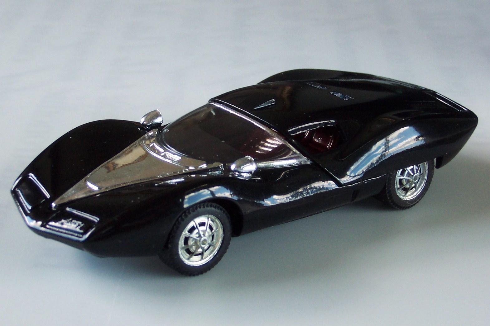1 43 Concept Cars Chevrolet Corvette Astro I