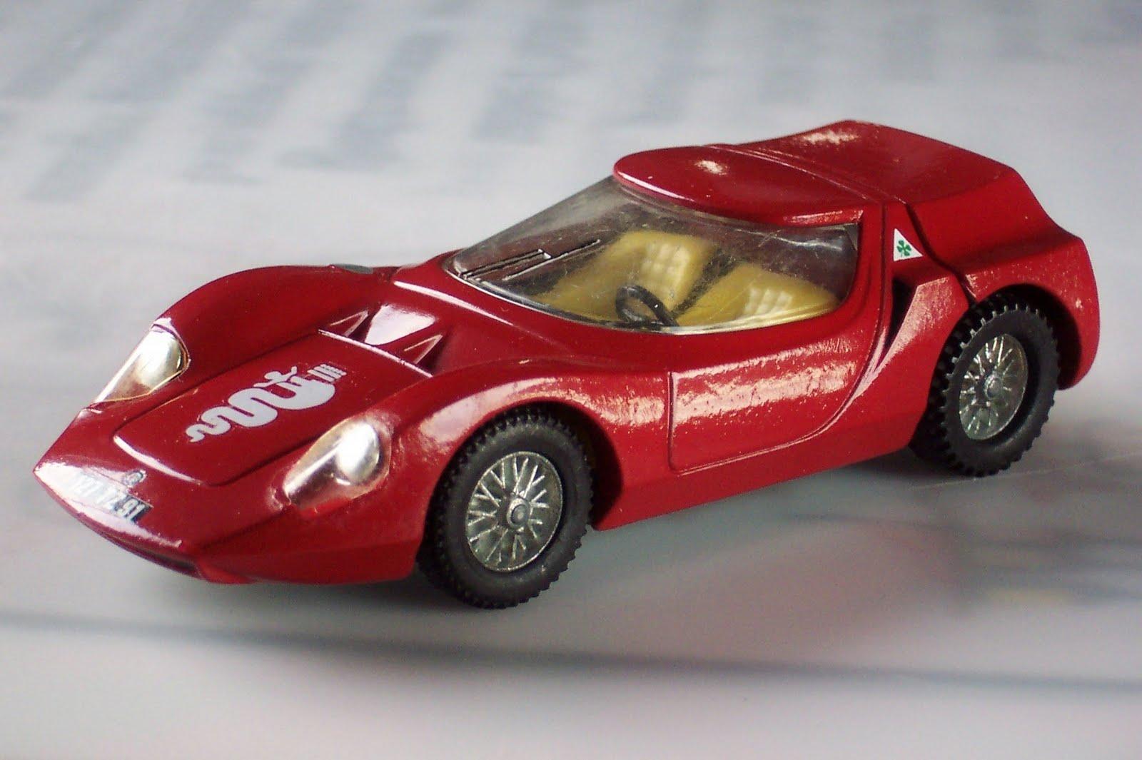 1 43 Concept Cars Alfa Romeo Osi Scarabeo Series