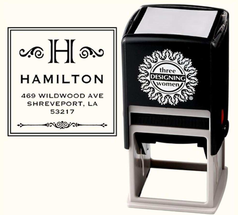 we u0026 39 ve got it  chicago  gift guide  custom stamps