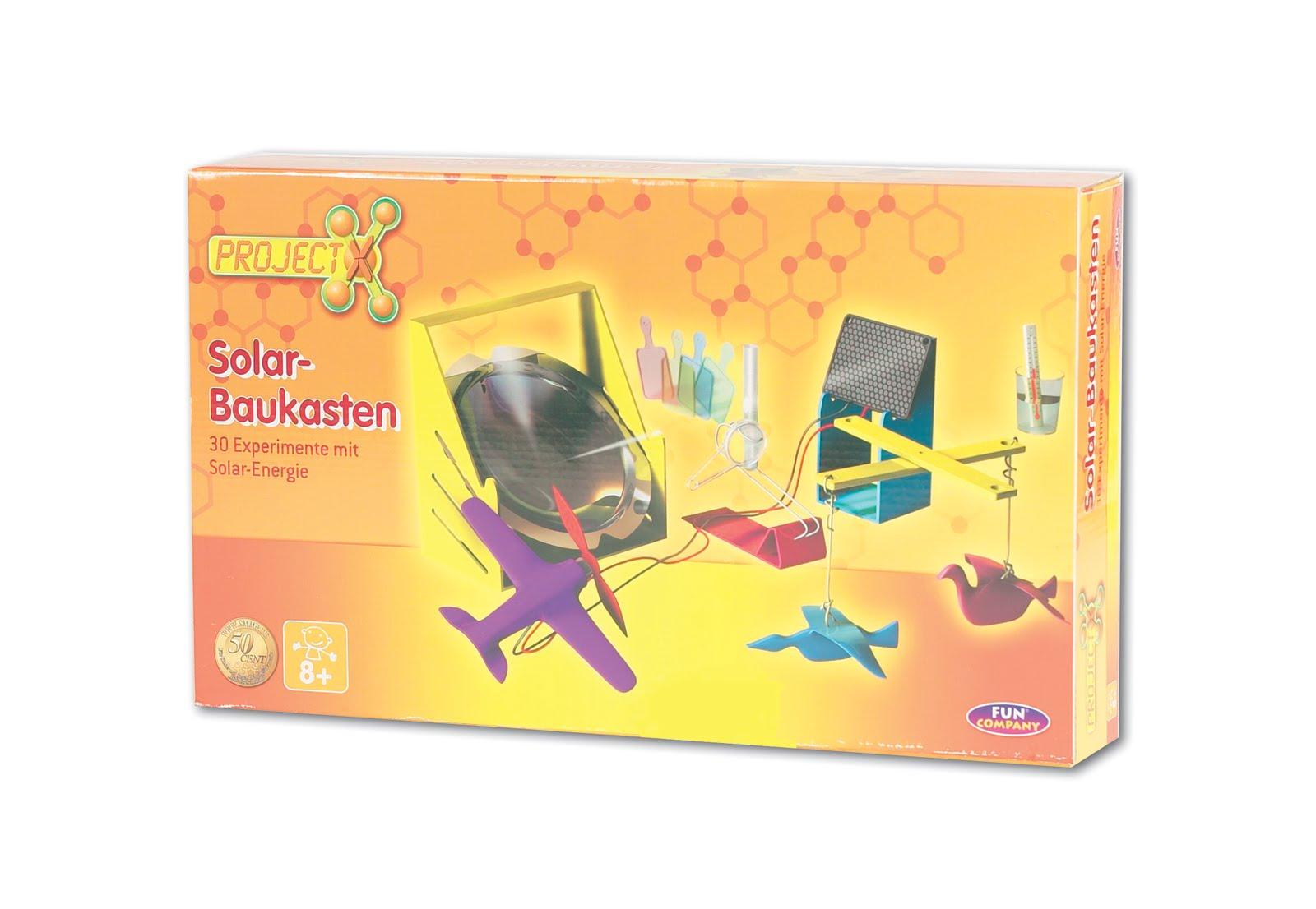 kids and blog neu im shop der fc solarbaukasten 31 experimente mit solarenergie. Black Bedroom Furniture Sets. Home Design Ideas