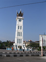 Bukittinggi is my Hometown