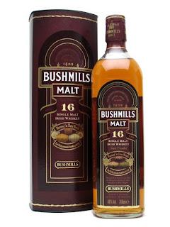 Bushmills 16 Three 3 wood