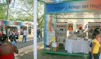 Amigo del Hogar participa en la Feria Internacional del Libro