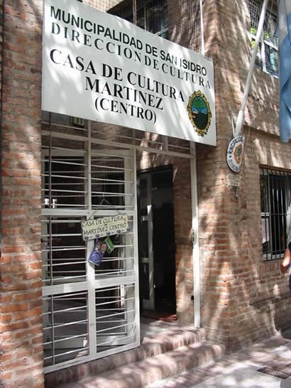 Municipalidad de san isidro prensa cursos en mart nez for Municipalidad de avellaneda cursos