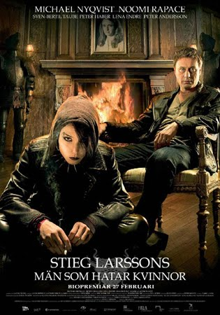 The Girl With the Dragon Tattoo brings author Stieg Larsson first novel to