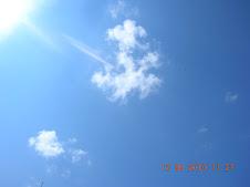 O mică cruce pe cer