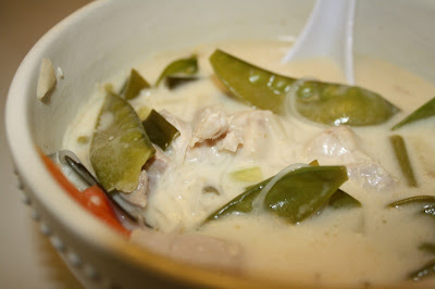 Thai Tom Ka Gai Soup Recipe
