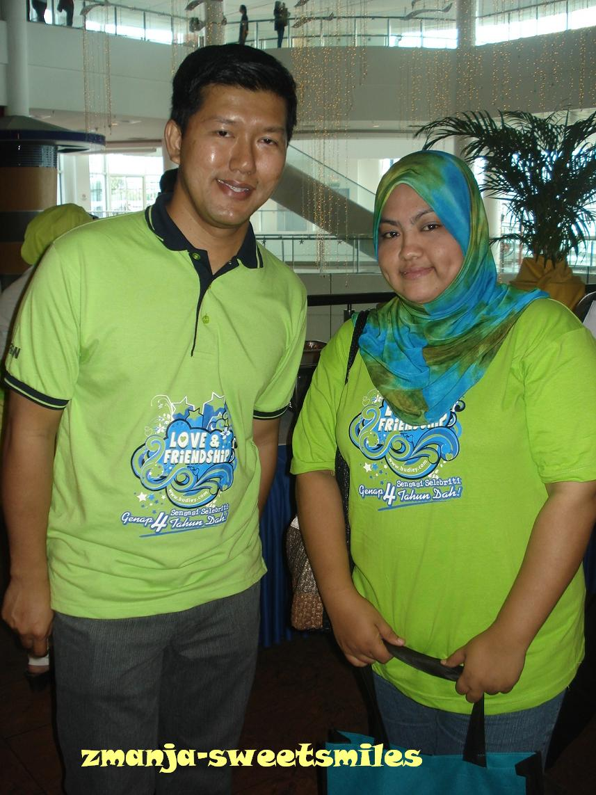 With budiey