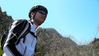 上野原からののヒルクライム