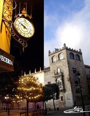 Reloj en Burgos