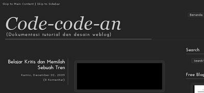code-codean