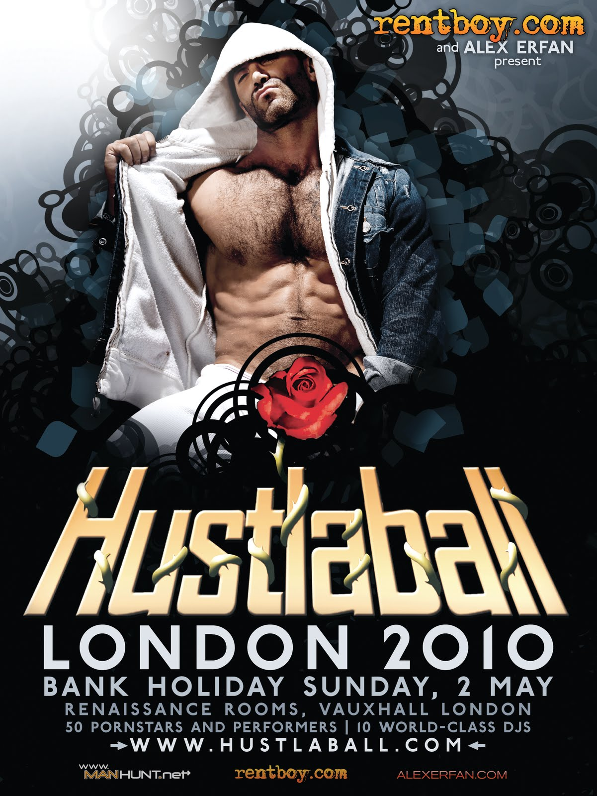 HustlaBall Teaser When this workout heats up, these gym room hunks are unleashing all their ...