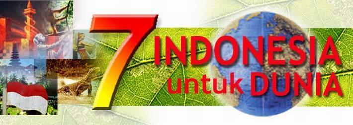 Tujuh Indonesia Untuk Dunia