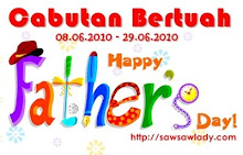 Cabutan Bertuah Happy Father's Day
