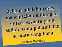MENURUT ANTHONY ROBBINS