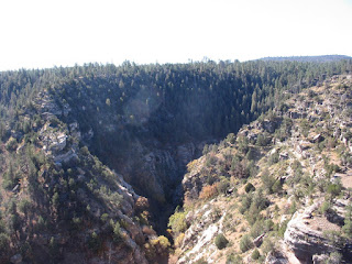 Walnut Canyon Facade
